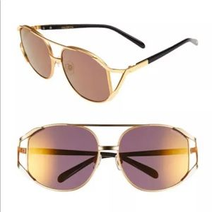 WILDFOX Dynasty Deluxe Sunglasses